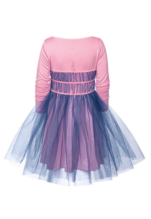 6e8fed6a63a GDJ486 платье для девочек Pelican