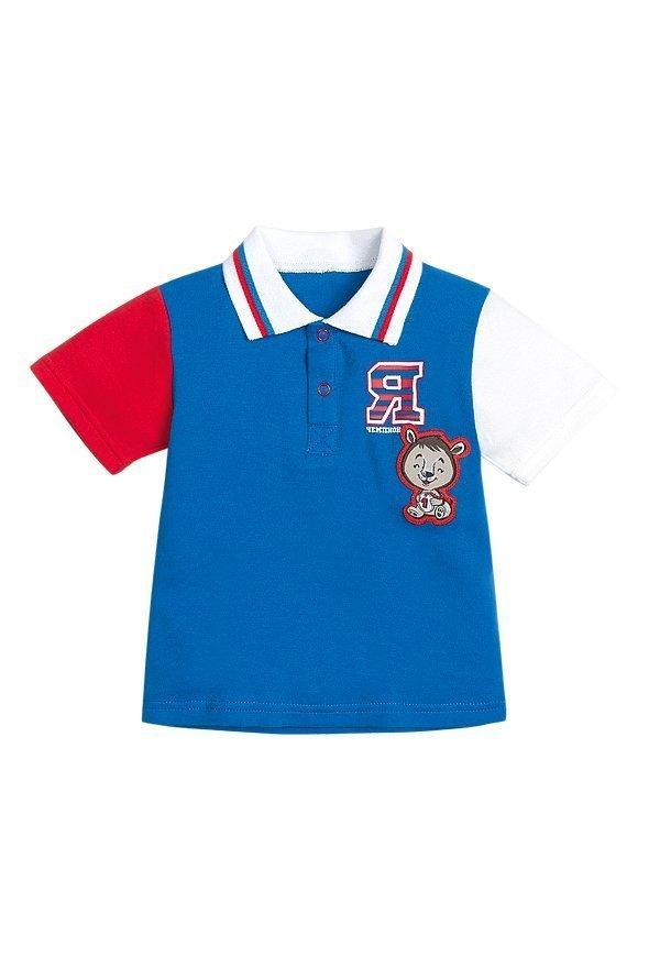 STRP428 рубашечка детская с короткими рукавами (1 шт в кор.)