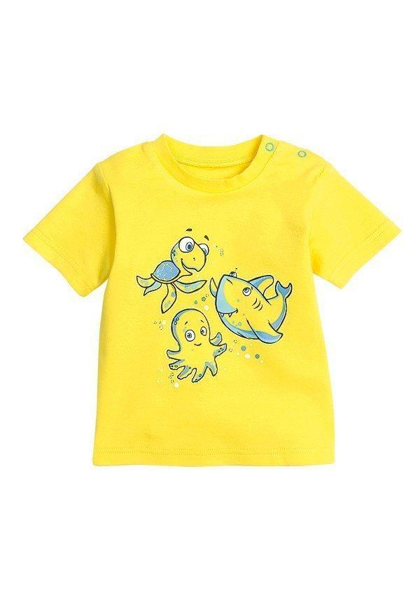 ST427 рубашечка детская с короткими рукавами (1 шт в кор.)