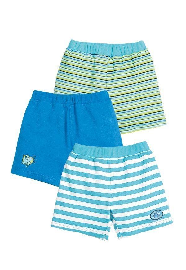 SH(3)427 шорты детские (3 шт в кор.)