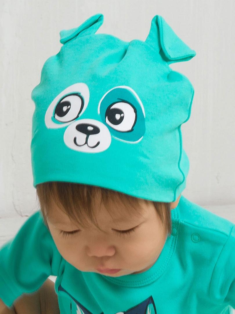 BFQ1169/1 шапка для мальчиков (1 шт в кор.)