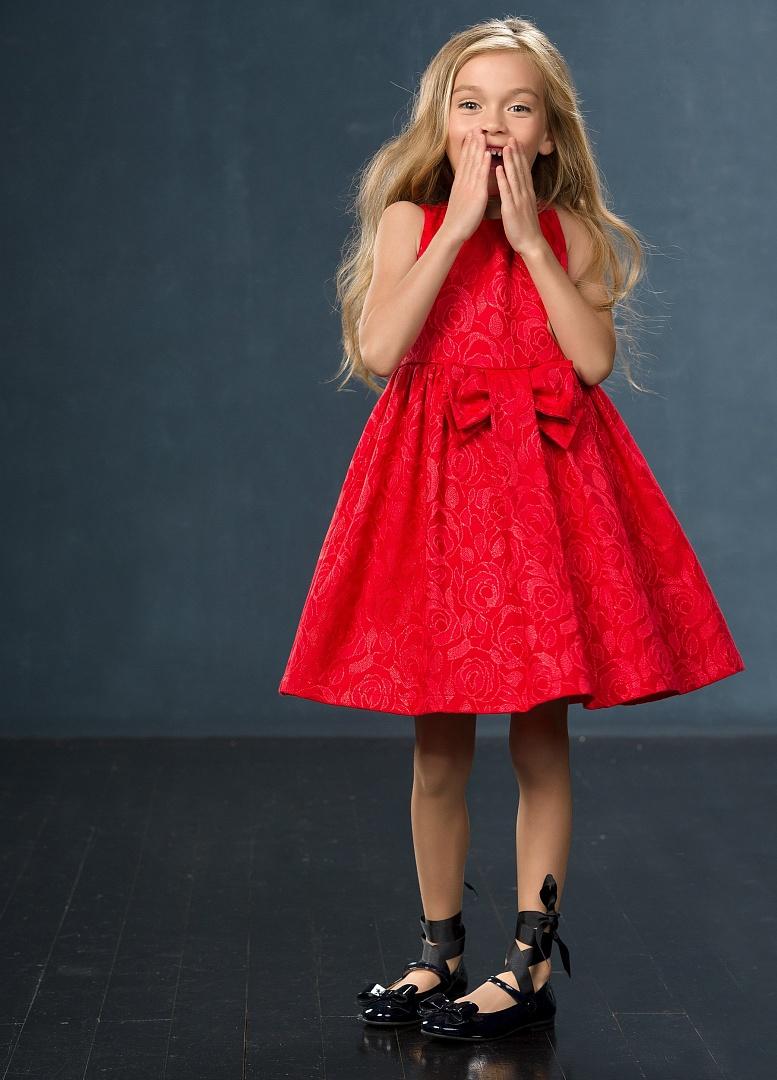 e831fa11b00 GWDV3037 1 платье для девочек Pelican
