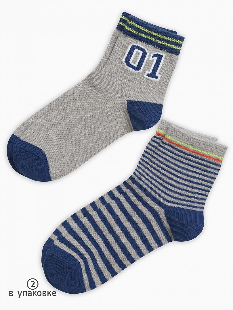 BEG3039(2) носки для мальчиков (2 пар в кор.)